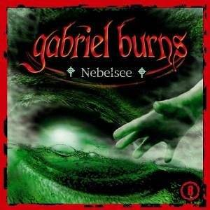 Cover - Gabriel Burns: (08) Nebelsee