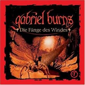 Cover - Gabriel Burns: (07) Die Fänge Des Windes