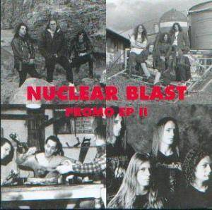 Gorefest: Nuclear Blast Promo EP II - Cover