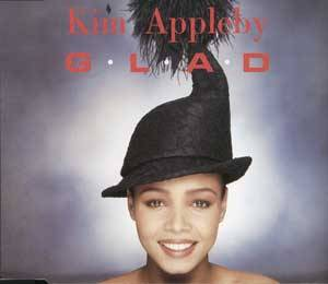 Cover - Kim Appleby: G.L.A.D.