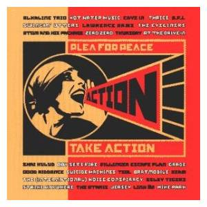 Cover - Jersey: Take Action! - Plea For Peace