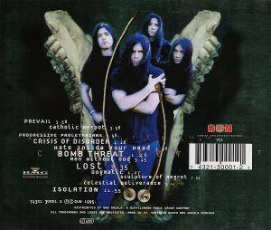 Kreator: Cause For Conflict (CD) - Bild 2