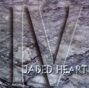 Jaded Heart: IV - Cover