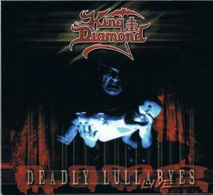 King Diamond: Deadly Lullabyes Live (2-CD) - Bild 1