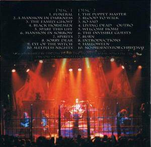 King Diamond: Deadly Lullabyes Live (2-CD) - Bild 7