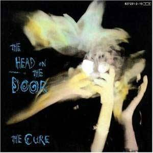 The Cure: Head On The Door, The - Cover