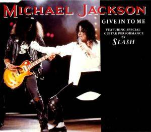 Michael Jackson: Give In To Me - Cover