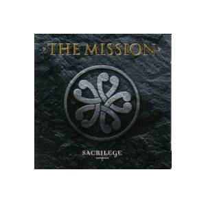 Cover - Mission, The: Sacrilege
