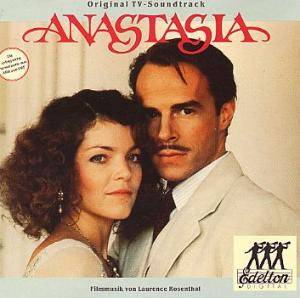 Cover - Laurence Rosenthal: Anastasia