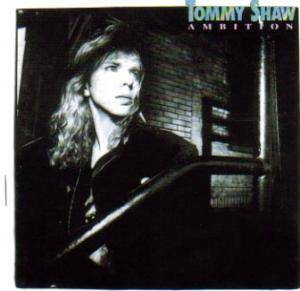 Tommy Shaw: Ambition - Cover