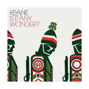 Keane: Is It Any Wonder? - Cover