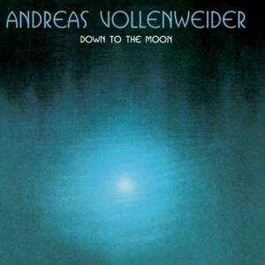 Andreas Vollenweider: Down To The Moon - Cover