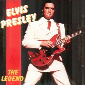 Elvis Presley: Legend, The - Cover