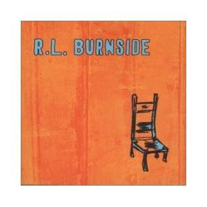R. L. Burnside: Wish I Was In Heaven Sitting Down - Cover