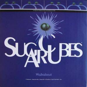 The Sugarcubes: Walkabout - Cover