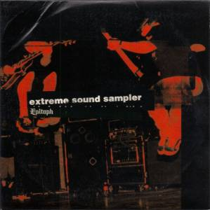 Cover - Tiger Army: Extreme Sound Sampler