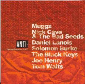 ANTI- Spring Sampler 2003 - Cover