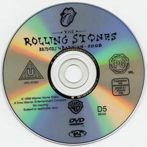 The Rolling Stones: Bridges To Babylon Tour '97-98 (DVD) - Bild 3