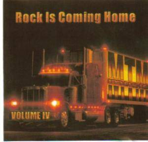 Cover - Guild Of Ages: MTM Music Vol. 4 - Rock Is Coming Home