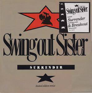 Swing Out Sister: Surrender - Cover