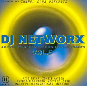 Cover - Space Planet: DJ Networx Vol. 05