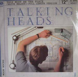 Talking Heads: This Must Be The Place (Naive Melody) - Cover