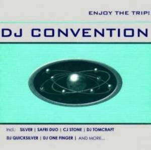 Cover - Van Bellen: DJ Convention - Enjoy The Trip!
