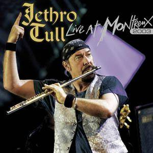 Jethro Tull: Live At Montreux 2003 - Cover