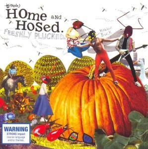 Triple J Home And Hosed - Freshly Plucked. - Cover