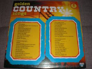 Golden Country Songs (2-LP) - Bild 2