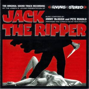 Jimmy McHugh And Pete Rugolo: Jack The Ripper - Cover