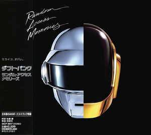 Daft Punk: Random Access Memories (CD) - Bild 1
