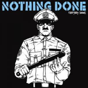Nothing Done: Everybody Knows (CD) - Bild 1