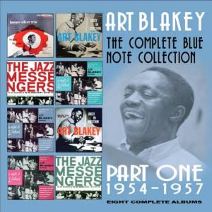 Art Blakey: The Complete Blue Note Collection Part One 1954-1957 - Eight Complete Albums (4-CD) - Bild 1