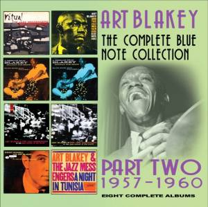 Art Blakey: The Complete Blue Note Collection Part Two 1957-1960 - Eight Complete Albums (4-CD) - Bild 1