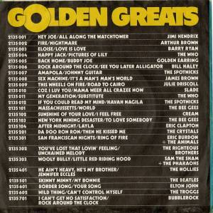 "The Who: Golden Greats: Substitute / My Generation (7"") - Bild 2"