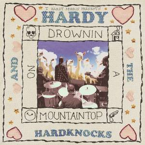 Hardy And The Hardknocks: Drownin On A Mountaintop (CD) - Bild 1