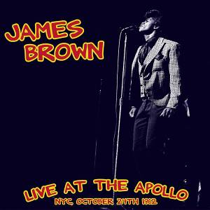 James Brown: Live At The Apollo Nyc, October 24th 1962 (LP) - Bild 1