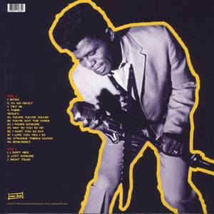 James Brown: Live At The Apollo Nyc, October 24th 1962 (LP) - Bild 2