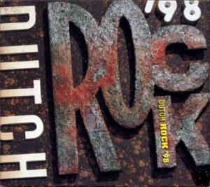 Dutch Rock & Pop Institute 1998 - Dutch Rock  '98 - Cover