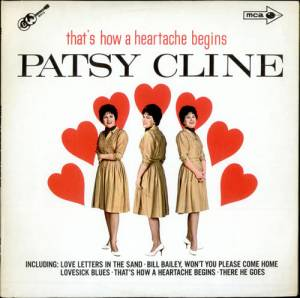Patsy Cline: That's How A Heartache Begins (LP) - Bild 1