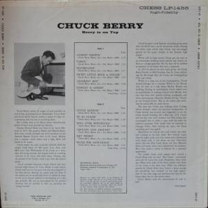 Chuck Berry: Berry Is On Top (LP) - Bild 2