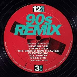 Cover - Stetsasonic: 12 Inch Dance - 90s Remix