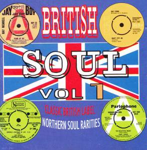 Cover - Notations: British Soul Vol 1