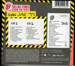 The Rolling Stones: From The Vault - No Security San José '99 (2-CD + DVD) - Bild 2