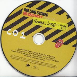 The Rolling Stones: From The Vault - No Security San José '99 (2-CD + DVD) - Bild 3