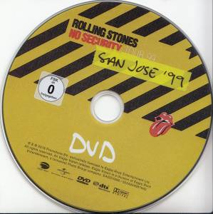 The Rolling Stones: From The Vault - No Security San José '99 (2-CD + DVD) - Bild 5