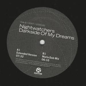 Cover - Nightwatchers: Darkside Of My Dreams
