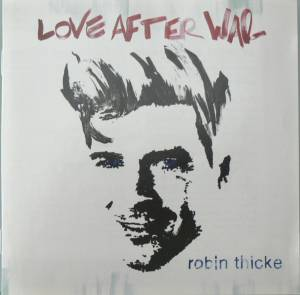 Cover - Robin Thicke: Love After War