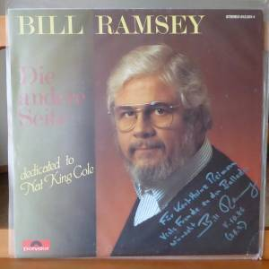 Cover - Bill Ramsey: Andere Seite - Dedicated To Nat King Cole, Die